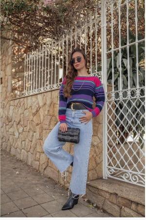 Blusa Estela