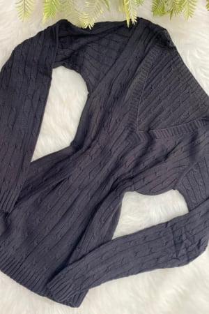 Blusa Trancinhas Ana